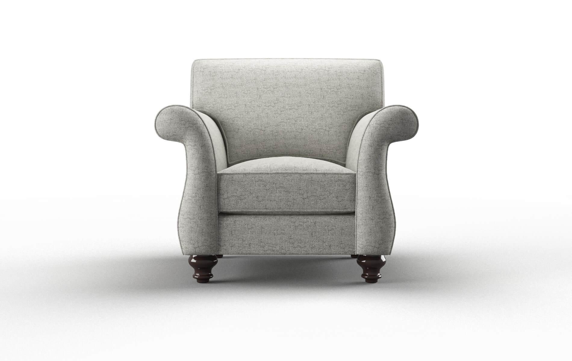 Pisa Oceanside Granite Chair espresso legs 1