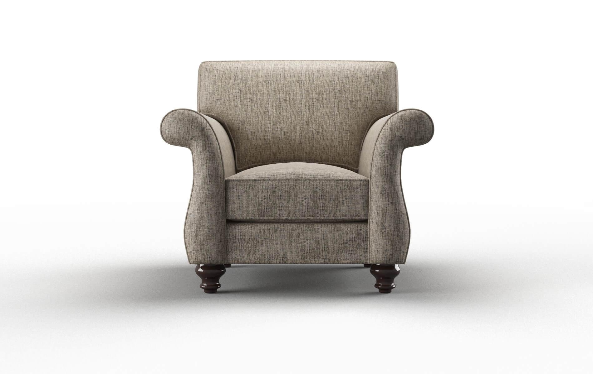 Pisa Solifestyle 51 Chair espresso legs 1