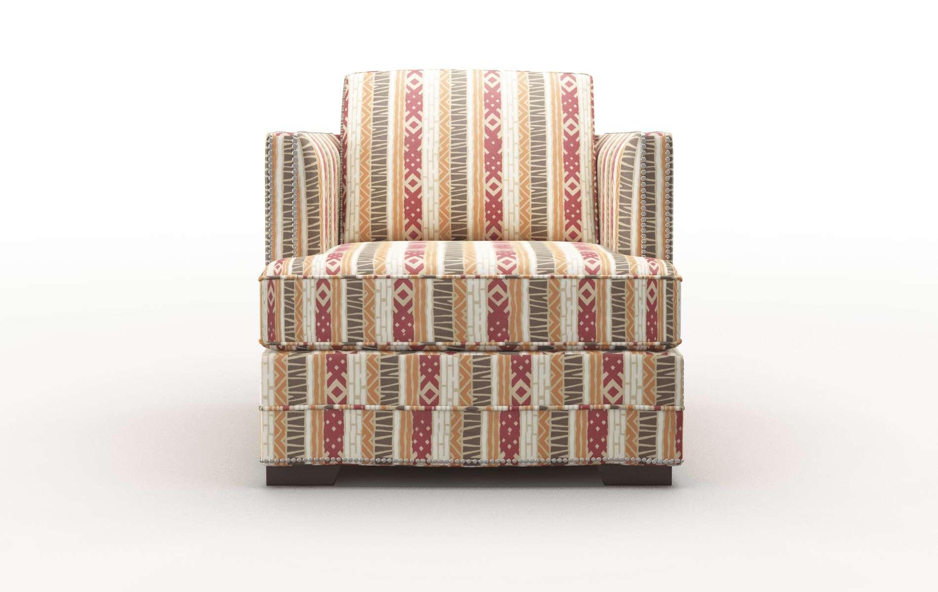 Riga Bodhi Tango Chair espresso legs 1