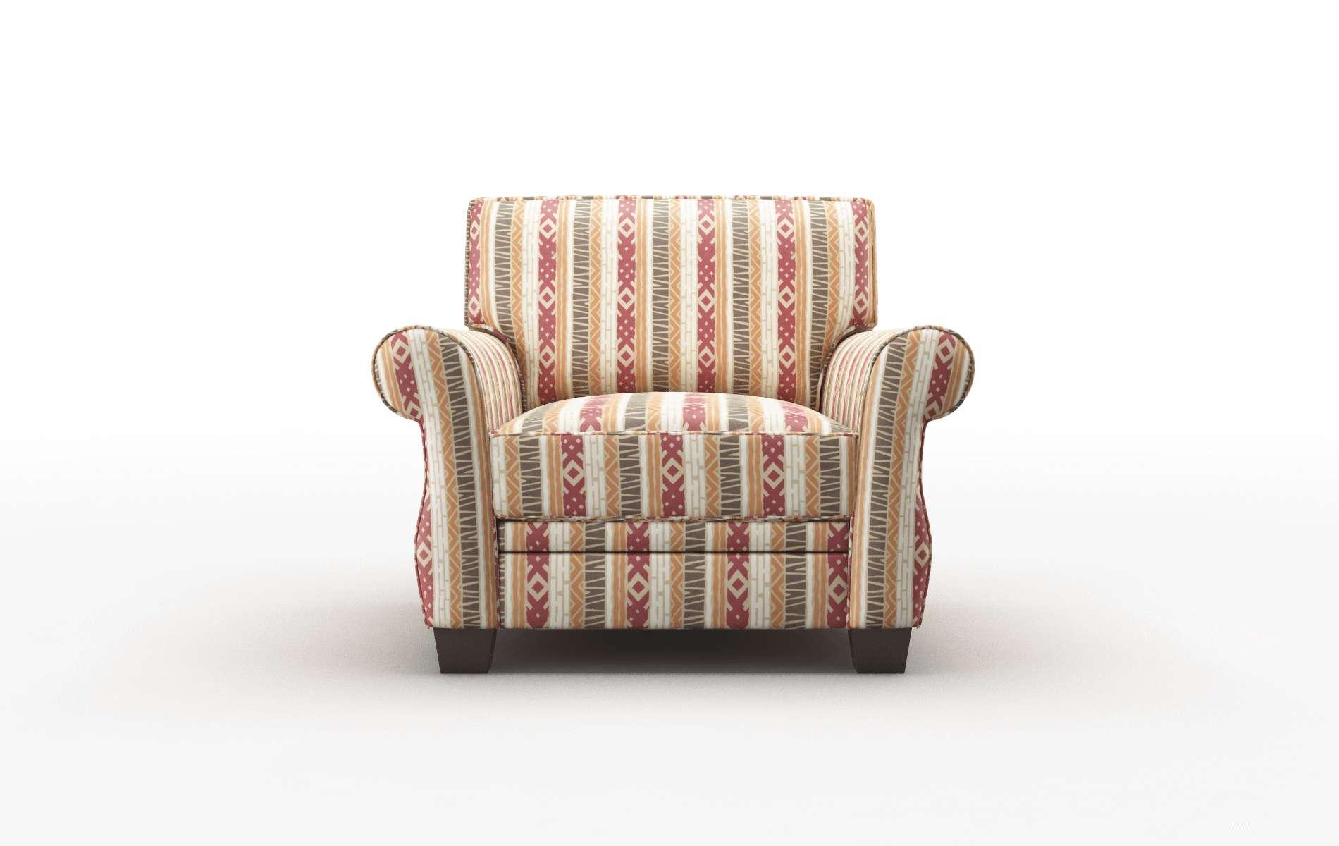 Rome Bodhi Tango Chair espresso legs 1