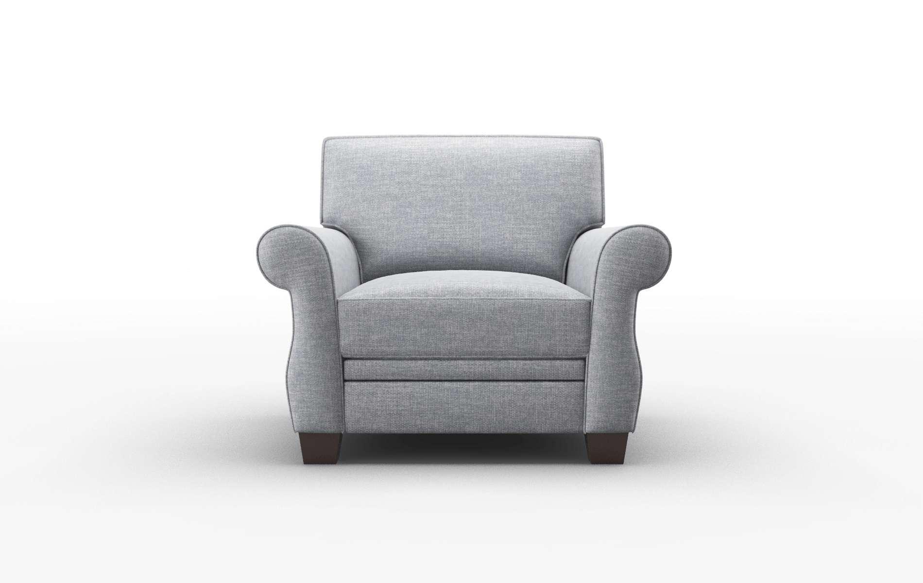 Rome Keylargo Ash Chair espresso legs 1