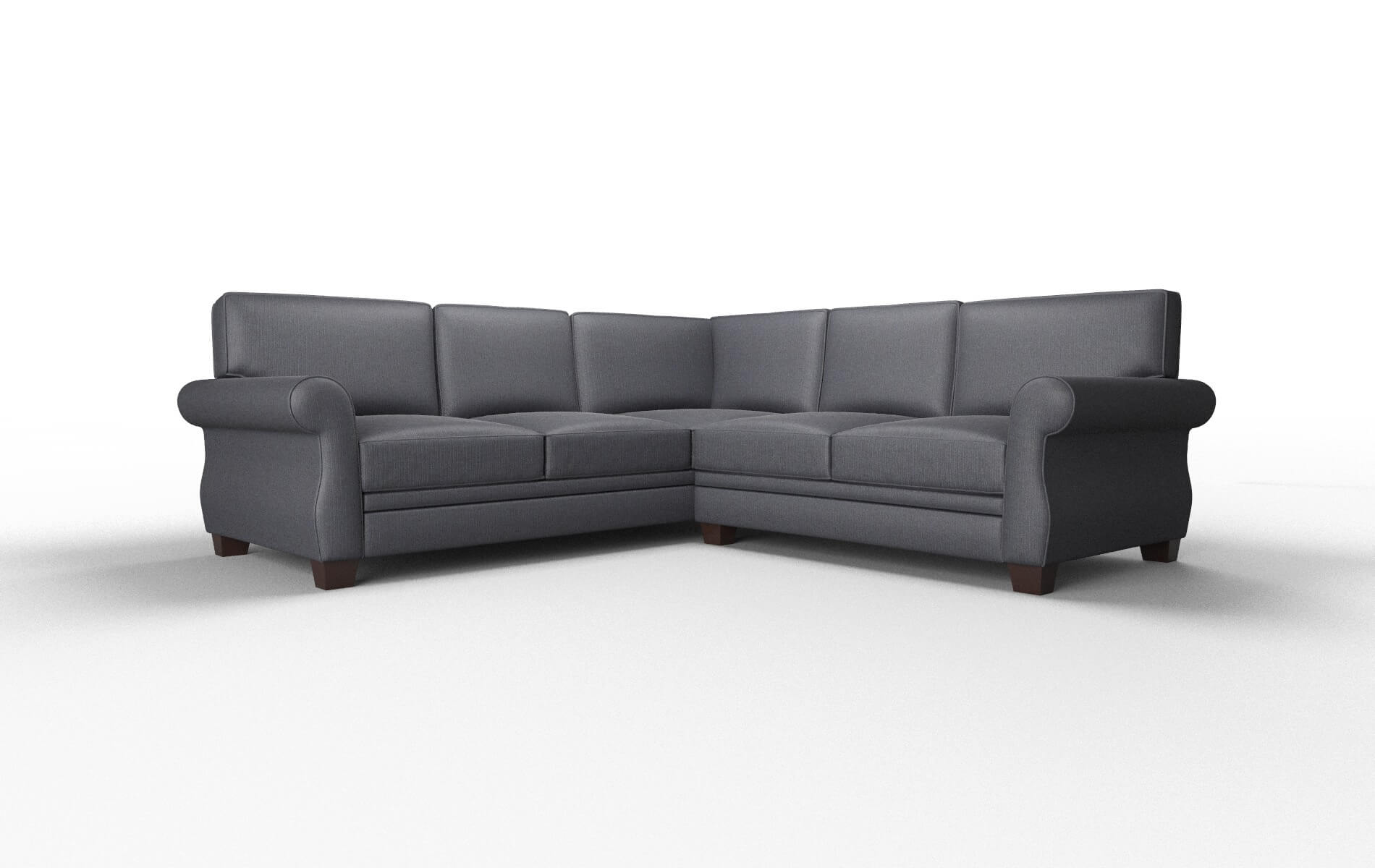 Enjoyable Rome Parker Midnight Sectional Sleeper Dreamsofa Ocoug Best Dining Table And Chair Ideas Images Ocougorg