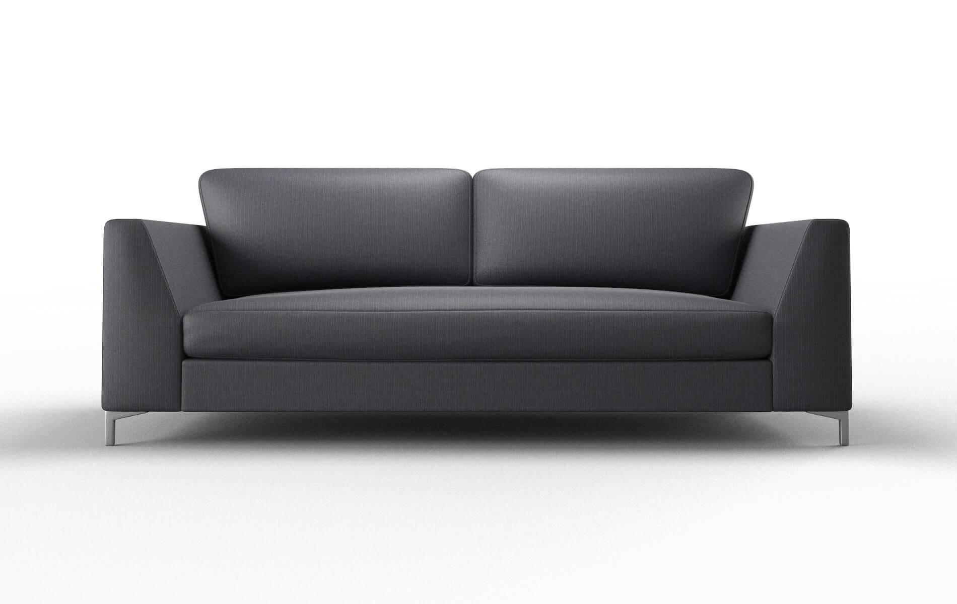 Royal Parker Midnight Sofa metal legs 1