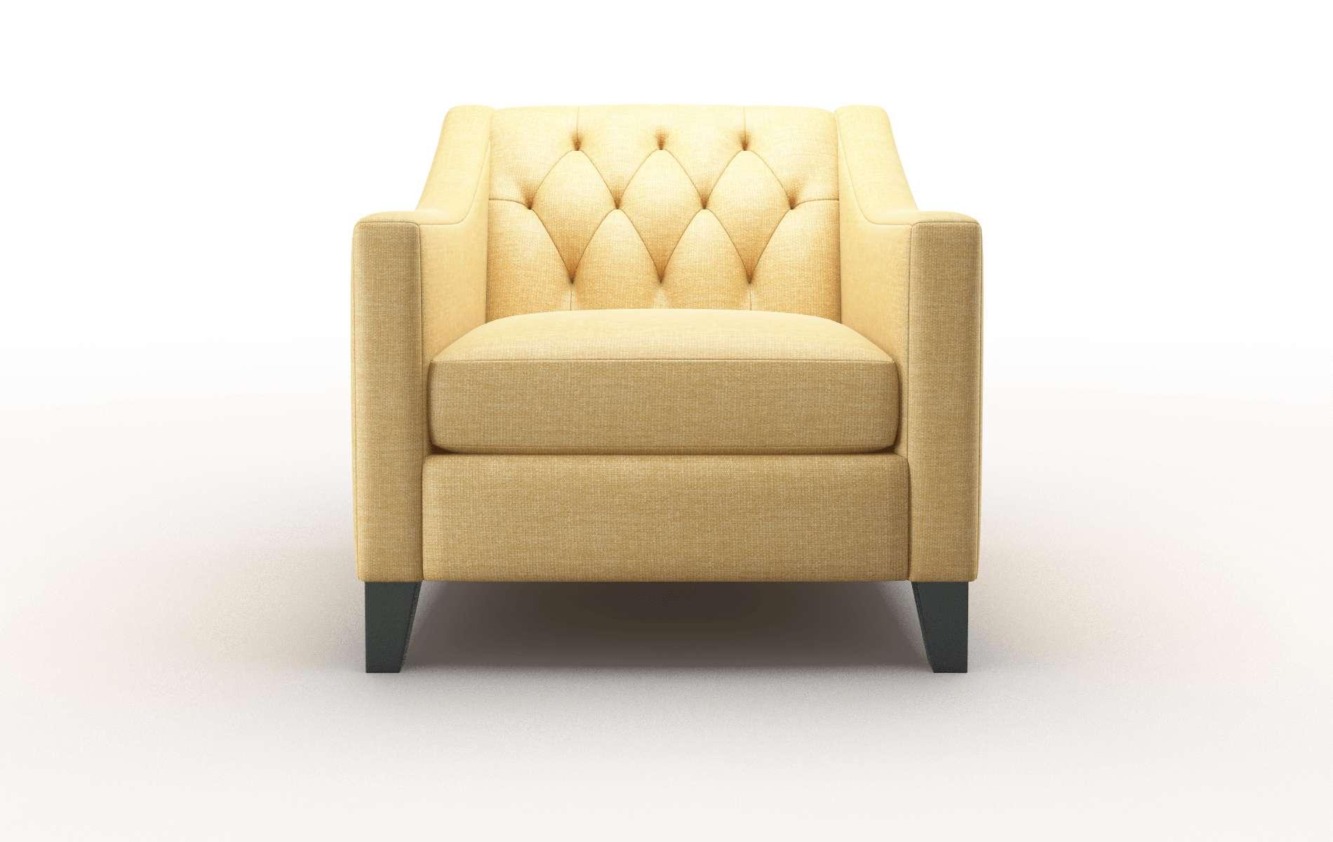 Seville Keylargo Honey Chair espresso legs 1