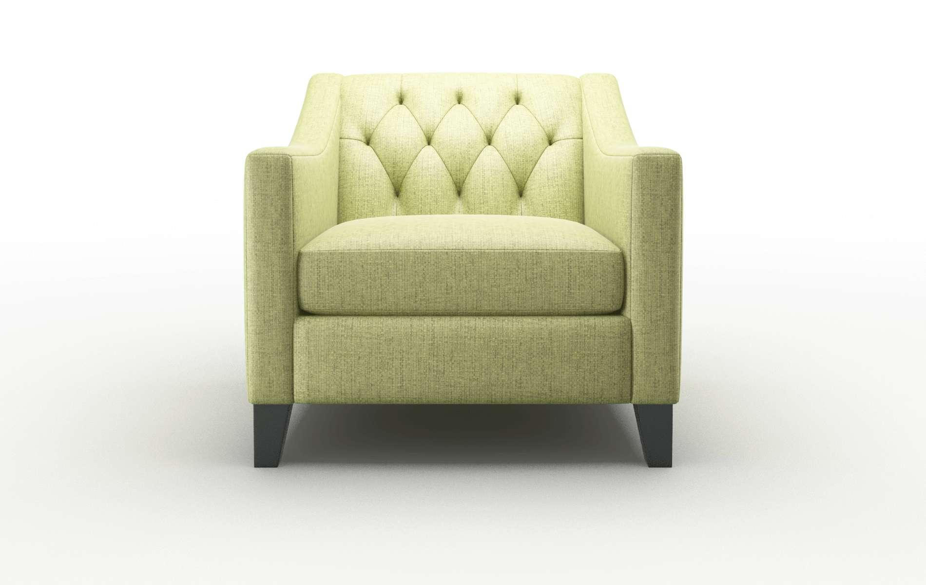 Seville Notion Appletini Chair espresso legs 1