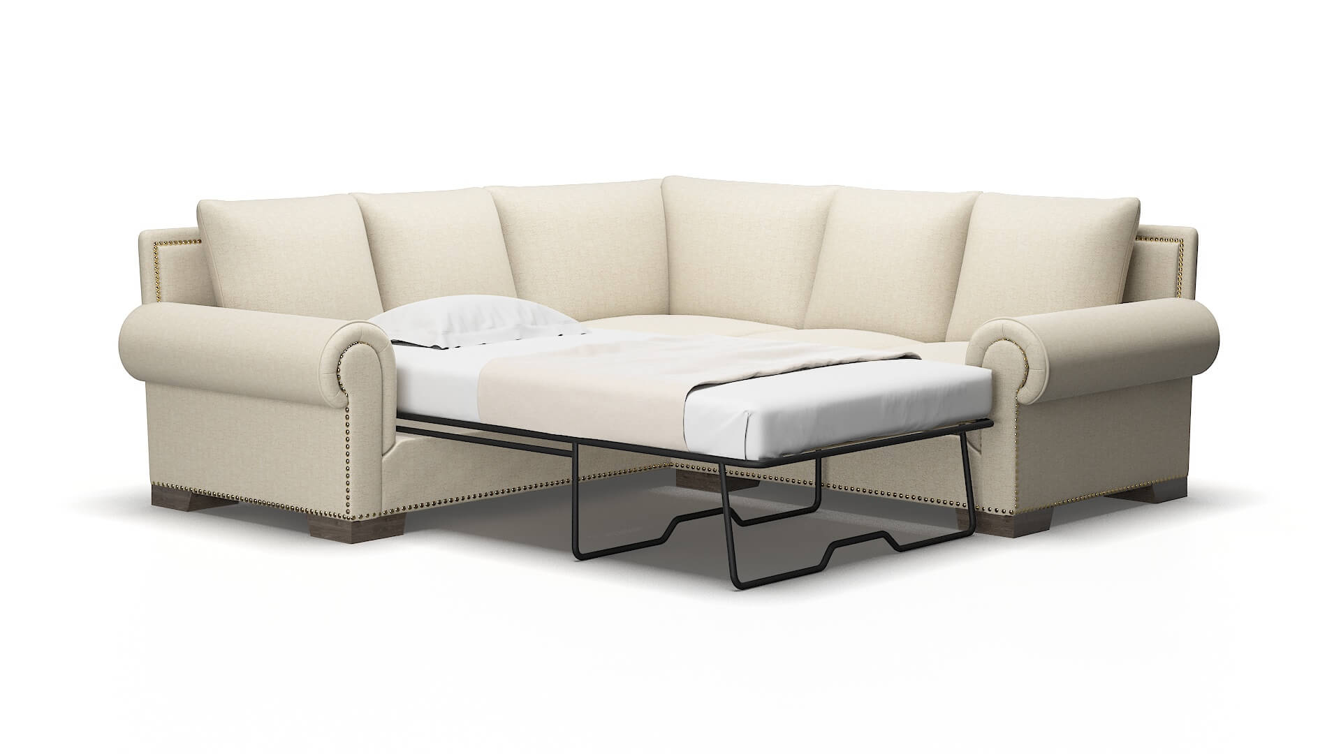 James Catalina Wheat Sectional Sleeper 2