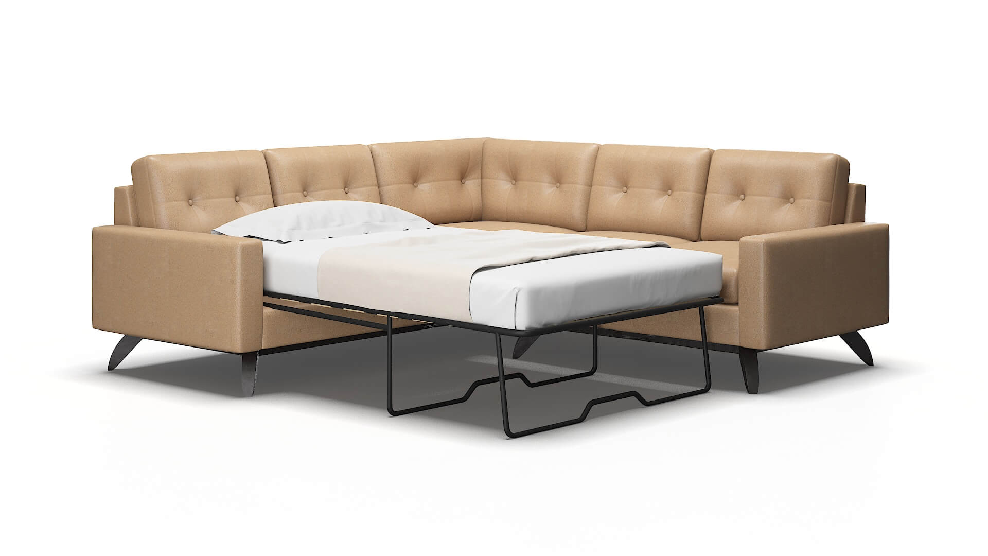 Milan Ford Dune Sectional Sleeper 2