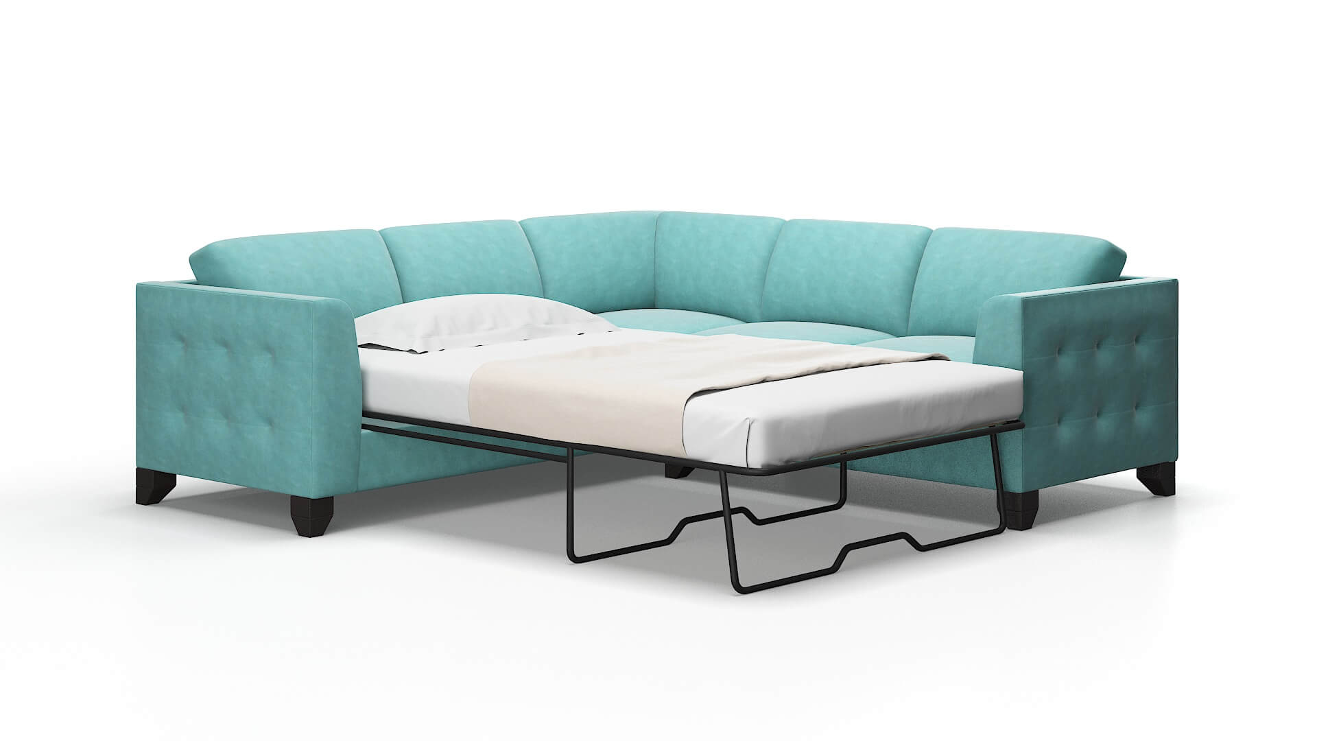 Paris Bella Caribbean Sectional Sleeper 2
