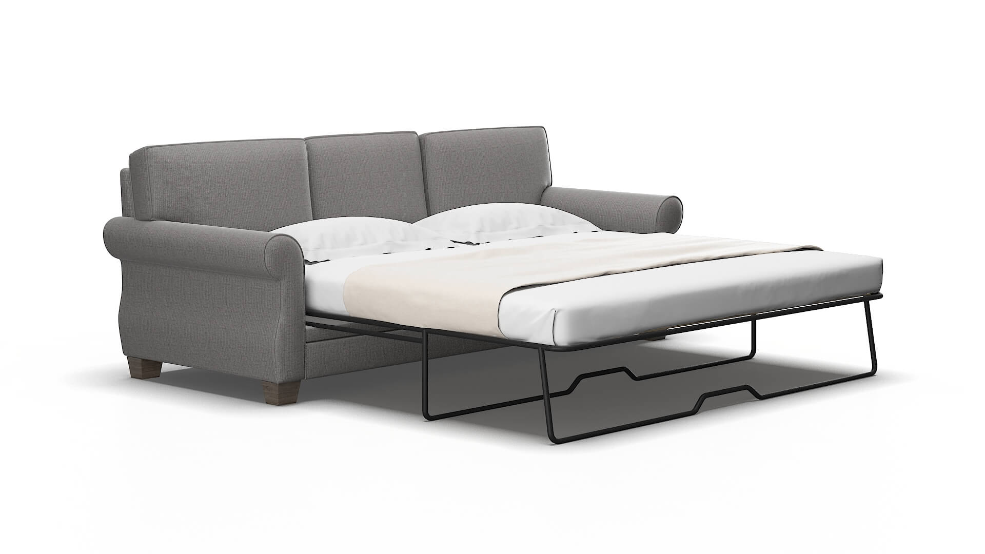 Awe Inspiring Rome Parker Graphite Sofa Sleeper Ocoug Best Dining Table And Chair Ideas Images Ocougorg