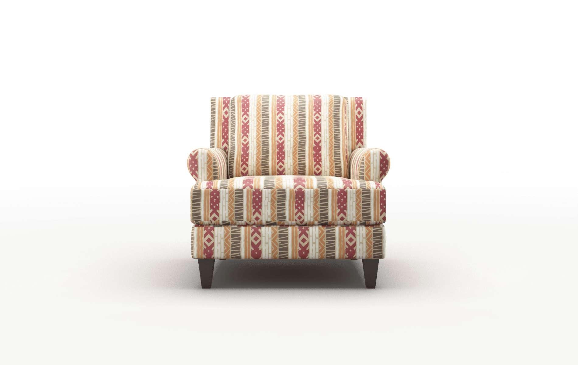 Stockholm Bodhi Tango Chair espresso legs 1