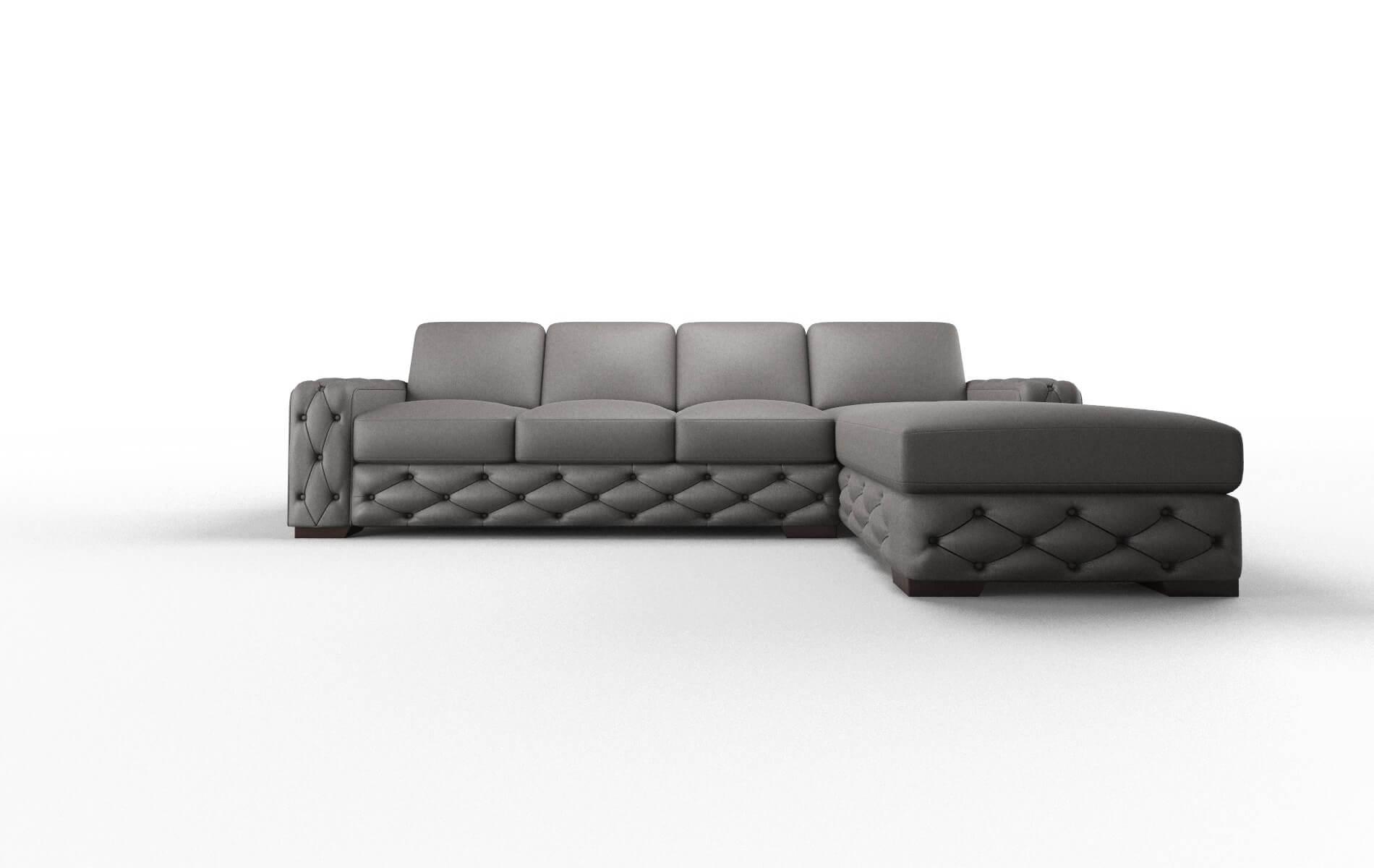 Windsor Cosmo Charcoal Panel espresso legs 1